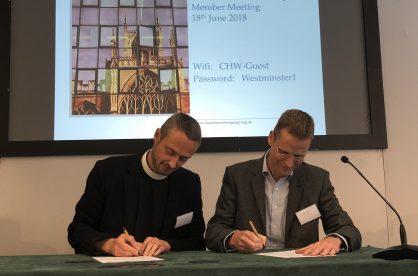 Samenwerking met Church Investors Group
