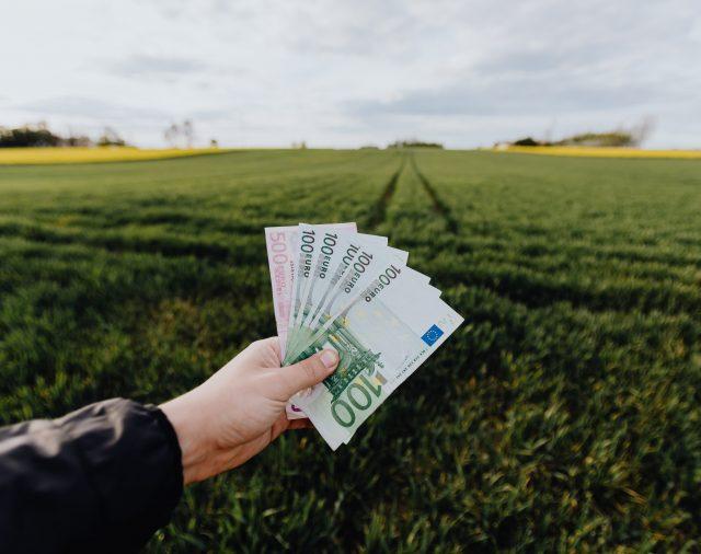 'Goed boeren' en 'goed beleggen'. Opiniestuk in het ND.